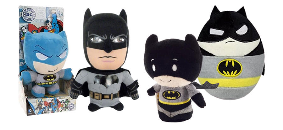 Kuscheltiere von Batman