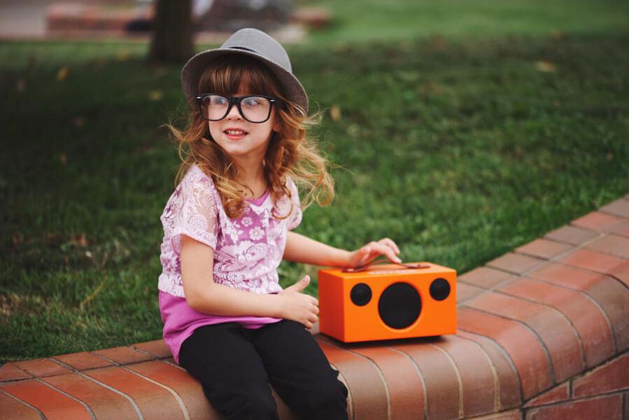 Kinder CD-Radio-Gerät