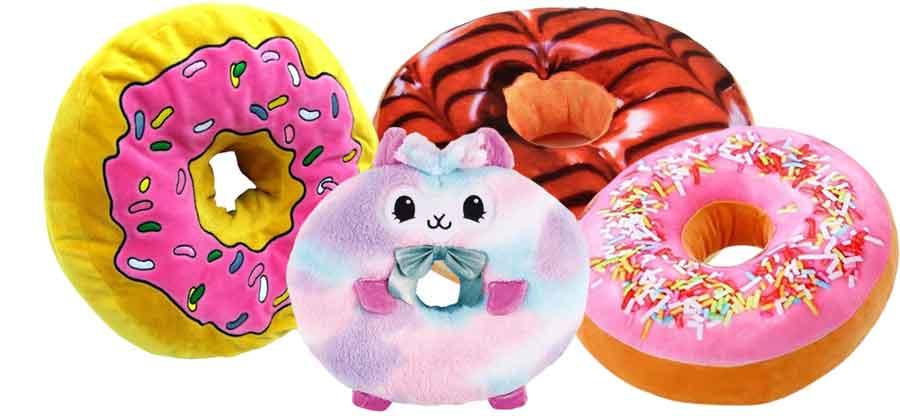 Plüschtiere Donut