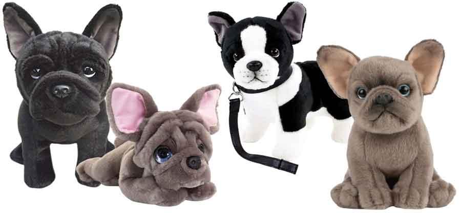 Plüschtiere Französische Bulldogge