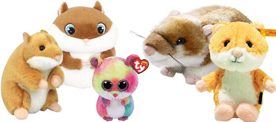 Hamster Plüschtier