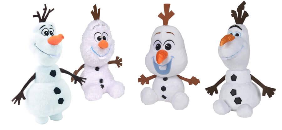 Kuscheltiere Olaf