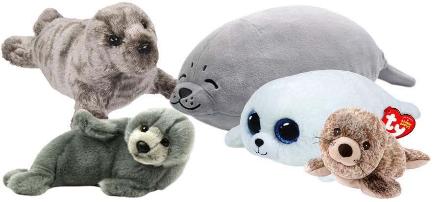 Robbe Plüschtiere und Stofftiere