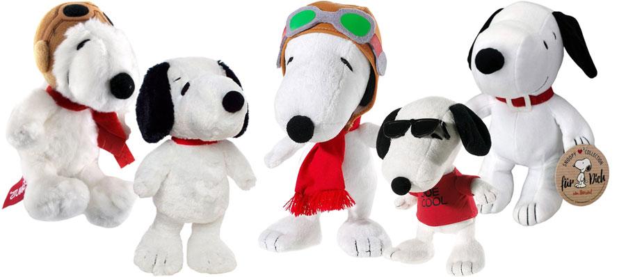 Snoopy Plüschtiere