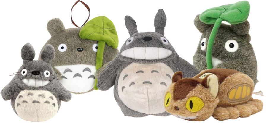 Mein Nachbar Totoro Plüschtiere